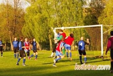 Birštono SC futbolininkai užtikrintai pirmaudami sugebėjo pralaimėti