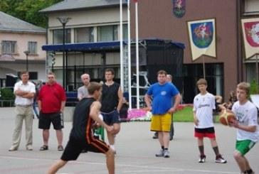 3×3 krepšinio turnyras Stakliškėse