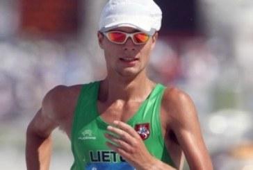 Marius Žiūkas – šalies čempionas 10 km  distancijoje