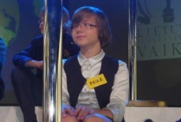 """Ketvirtasis ,,Lietuvos tūkstantmečio vaikų"""" sezonas buvo sėkmingas Skriaudžių pagrindinės mokyklos šeštokei"""