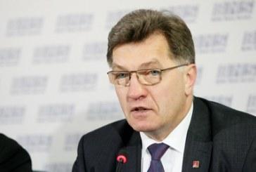 LSDP pirmininkas su Prienų skyriaus bendrapartiečiais bendravo virš 2 valandų