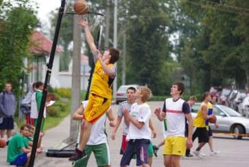 Stakliškėse praėjo tradicinis 3×3 P. Kundroto vardo krepšinio turnyras