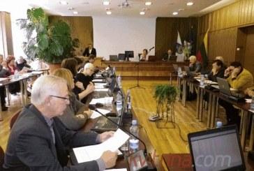 Birštono Tarybos posėdyje vyravo vienybė