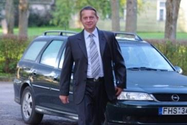 Arūnas Tomkevičius pradėjo seniūno karjerą