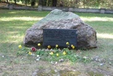 Lietuvos žydų genocido aukų atminties diena Balbieriškio pagrindinėje mokykloje