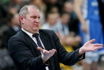 """V. Šeškus: """"Turnyras Čekijoje buvo naudingas komandai"""""""