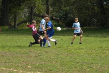 Futbolas Balbieriškyje