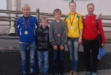 Sėkmingi Birštono ėjikų startai Baltarusijoje ir Latvijoje
