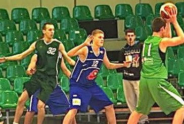 """""""Rūdupis-KKSC"""" krepšininkai įveikė Alytaus jaunimą"""