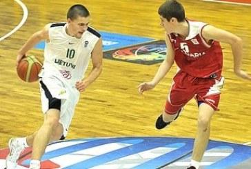 Edvino Šeškaus debiutas Š. Marčiulionio krepšinio akademijos komandoje