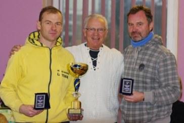 Aleksandro taurę laimėjo Vytauto Gedmino ir Audriaus Mačiulevičiaus pora