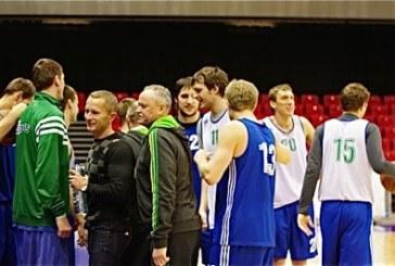 """""""Rūdupio"""" krepšininkai atvyko į Groningeną"""