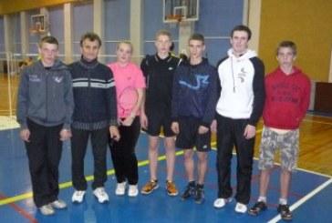 Sėkmingi balbieriškiečių startai tarptautiniame turnyre