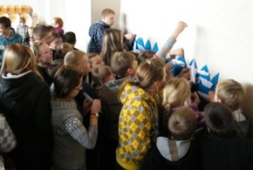 Tolerancijos diena Balbieriškio pagrindinėje mokykloje
