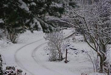 Senuosius metus palydime su sniegu