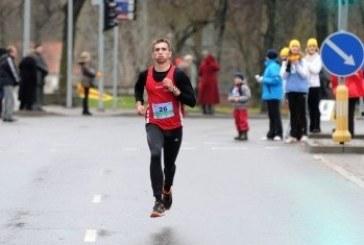 """OSK """"Šilas"""" atstovas – """"Kalėdinio bėgimo-2012"""" nugalėtojas"""