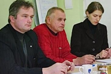 Konkursą Išlaužo seniūno vietai užimti laimėjo Tomas Skrupskas