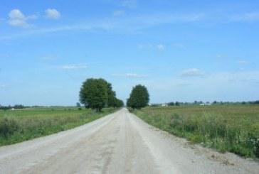 2011 m. į rajono kelius buvo investuota apie 30 mln. litų
