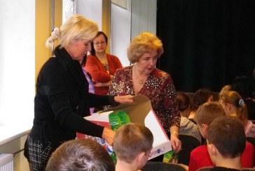 Jiezne apsilankė K. Brazauskienė