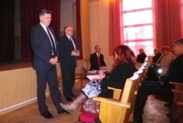 Socialdemokratai išklausė jiezniečių nuomones