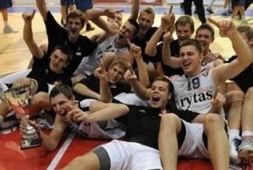 Prieniškis – Eurolygos jaunimo atrankos turnyro nugalėtojas