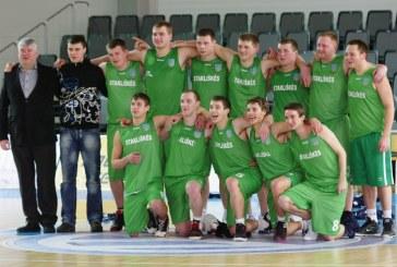 Prienų rajono pirmenybių auksas – Stakliškių krepšininkams