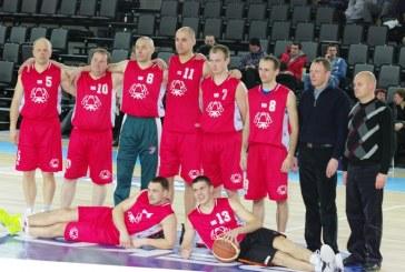 Prienų ugniagesiai – miesto krepšinio pirmenybių čempionai