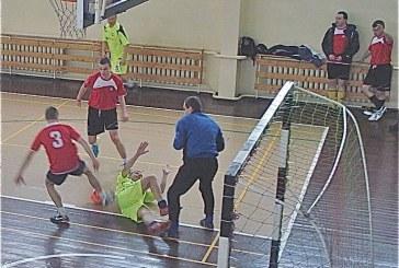 """""""Balbieriškio"""" futbolininkai iškovojo šeštą pergalę AAFF pirmenybėse"""