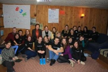 Birštono Jaunimo klubo susitikimas su Birštono savivaldybės mere Nijole Dirginčiene