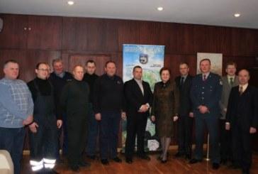 Policija stiprina bendradarbiavimą su saugos tarnybomis