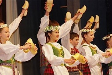 Lietuva stipri savo žmonėmis