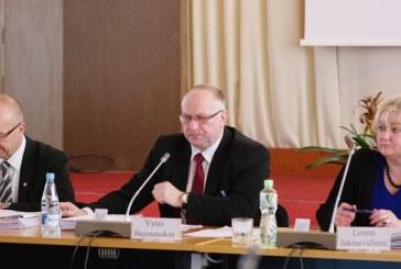 Biudžetas patvirtintas. Taryba pasididino skolą dar 186'000 litų