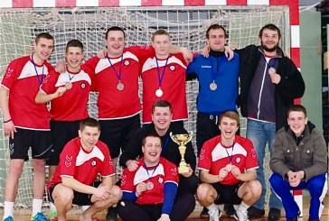 """FC """"Balbieriškis"""" futbolininkai – AAFF pirmenybių trečios vietos laimėtojai"""