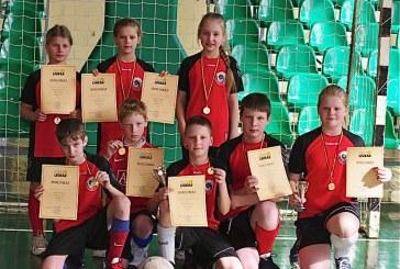 Mokinių futboliuko varžybose – Stakliškių komandų triumfas