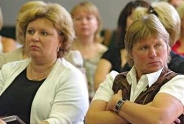 Dalia Bredelienė paliko Jiezno gimnazijos direktorės postą