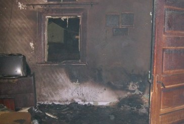 Stakliškėse gaisro metu žuvo trys žmonės (papildyta)