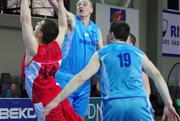 Balbieriškio krepšininkai – per žingsnį nuo MMKL čempionų vardo