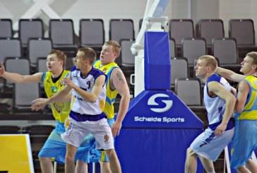 Birštono krepšininkai sutriuškino varžovus ir iškovojo MMKL bronzą