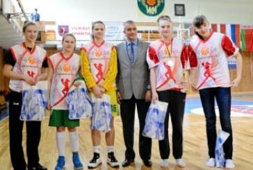 Jaunosioms krepšininkėms – EEGBL trečioji vieta
