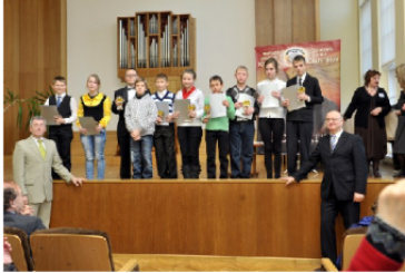 Sėkmingas akordeonistės debiutas tarptautiniame konkurse