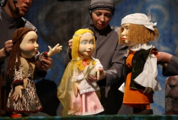 """Lėlių teatrų šventė """"Molinukas"""""""