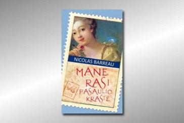 Nicolas Barreau. Mane rasi pasaulio krašte