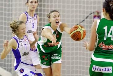 Mantė Kvederavičiūtė – šalies rinktinės kandidatė