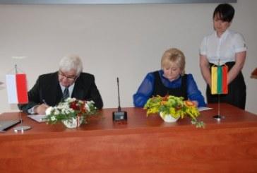 Prienų rajono savivaldybė pristatyta Lenkijoje