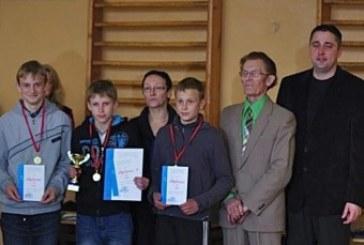 R. Ermošenkos turnyrą laimėjo jo auklėtiniai