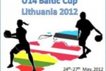 Kaune – 14-mečių Baltijos taurės turnyras