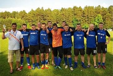 """""""Birštono"""" futbolininkai neišnaudojo progos įveikti FK """"Centro"""" komandą"""
