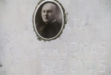 Legendinis Užuguosčio klebonas J. Sadūnas