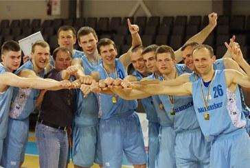 Balbieriškio  krepšininkai – 2011/2012 m. sezono MMKL čempionai