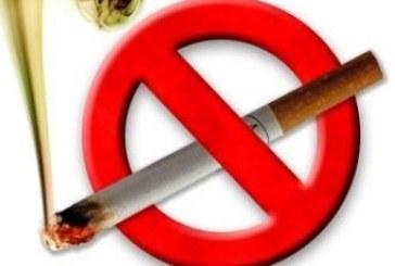 Nerūkykite!